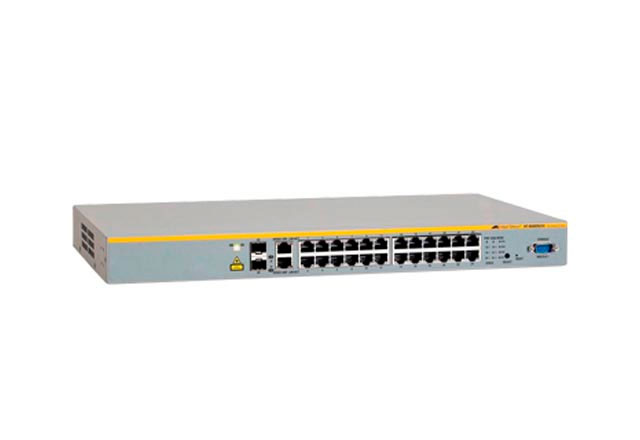 Коммутаторы Ethernet 8000S Series Allied Telesis
