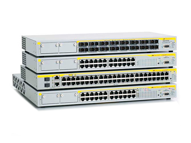 Коммутаторы Ethernet 8500 Series Allied Telesis