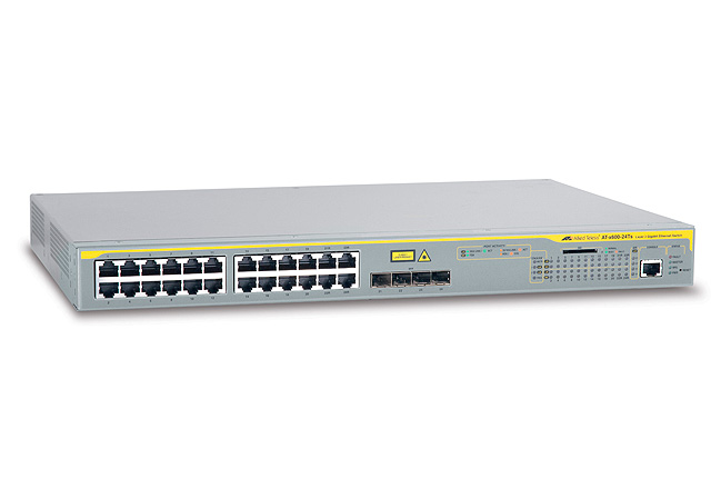 Коммутатор Ethernet x600 Series Allied Telesis AT-x600-24TS-60