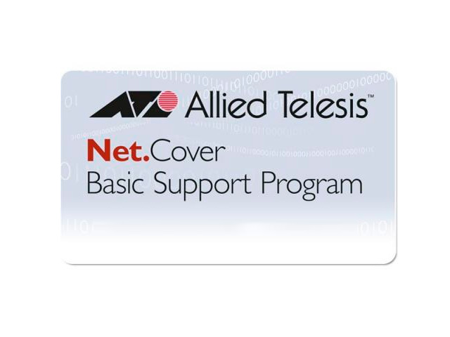Сервисный контракт Allied Telesis Net Cover Basic AT-GS950/8POE-NCBP3