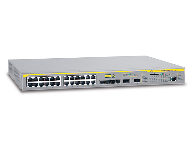 Коммутатор Ethernet x600 Series Allied Telesis AT-x600-24TS/XP-60