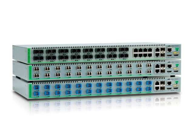 Коммутаторы Ethernet 8100S Series Allied Telesis