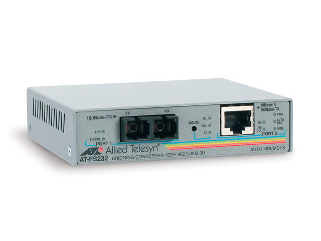 Коммутаторы FS200 Series Allied Telesis